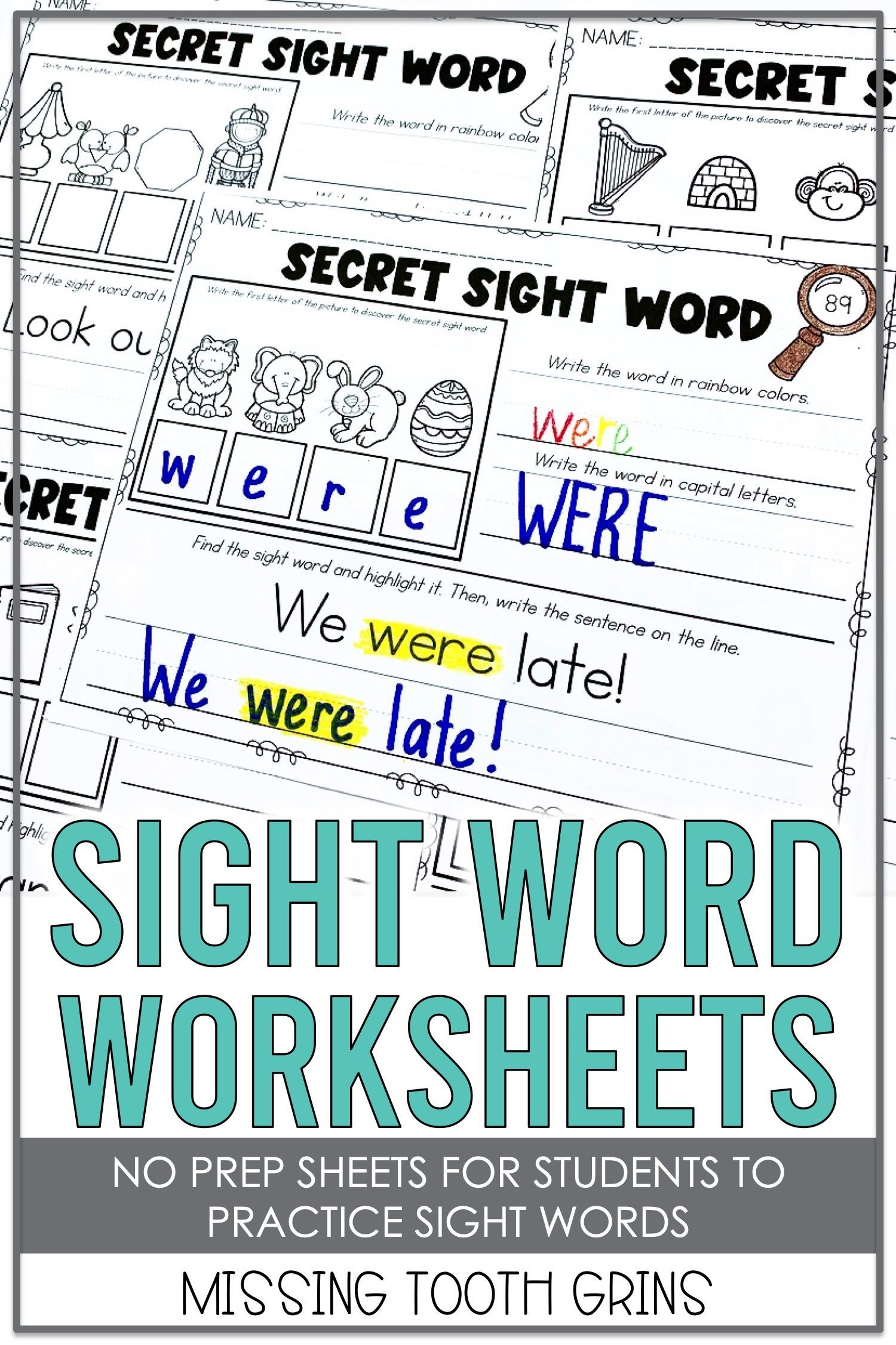 Sight Word Worksheets Distance Learning Writing Sight Words Sight Word Writing Practice Sight Word Worksheets [ 2250 x 1500 Pixel ]
