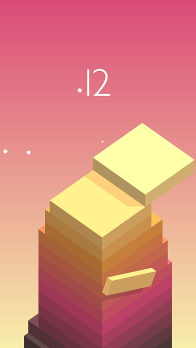 Stack by Ketchapp Mobile game