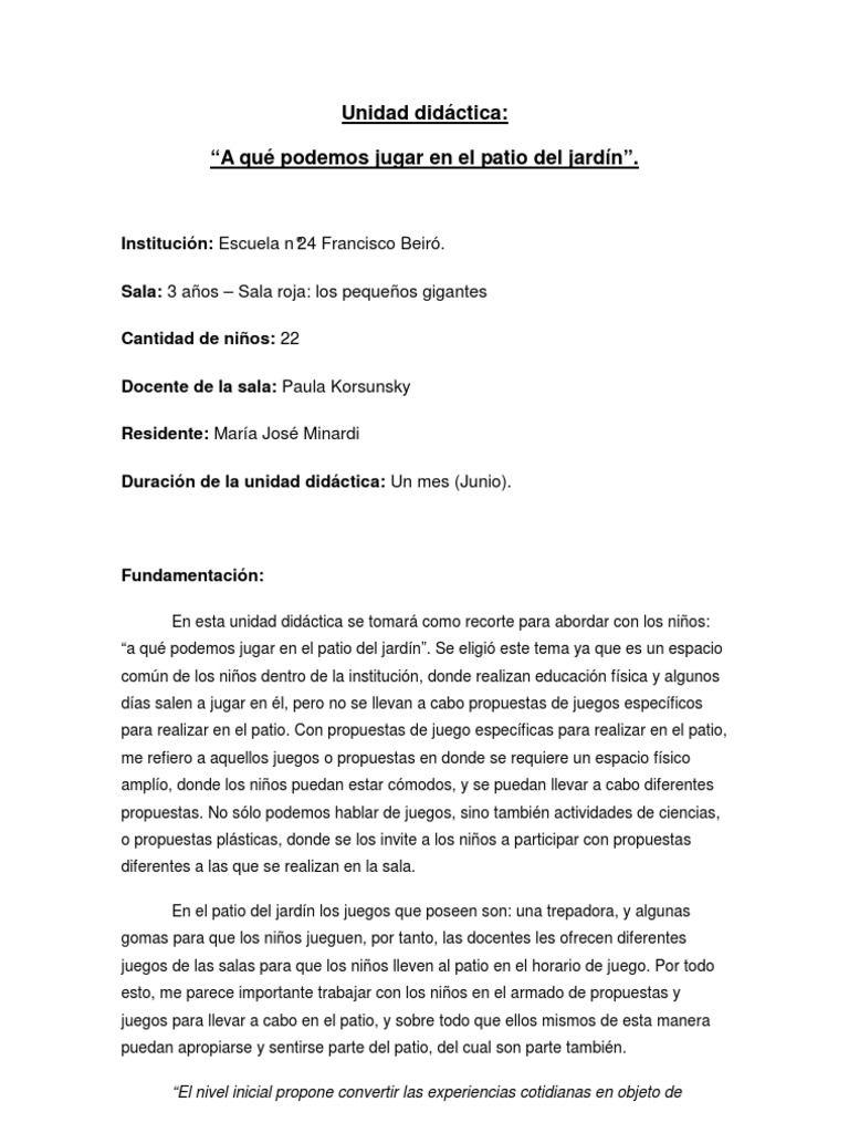 Pin by wanda rodriguez on educaci n f sica pinterest for Adaptacion jardin