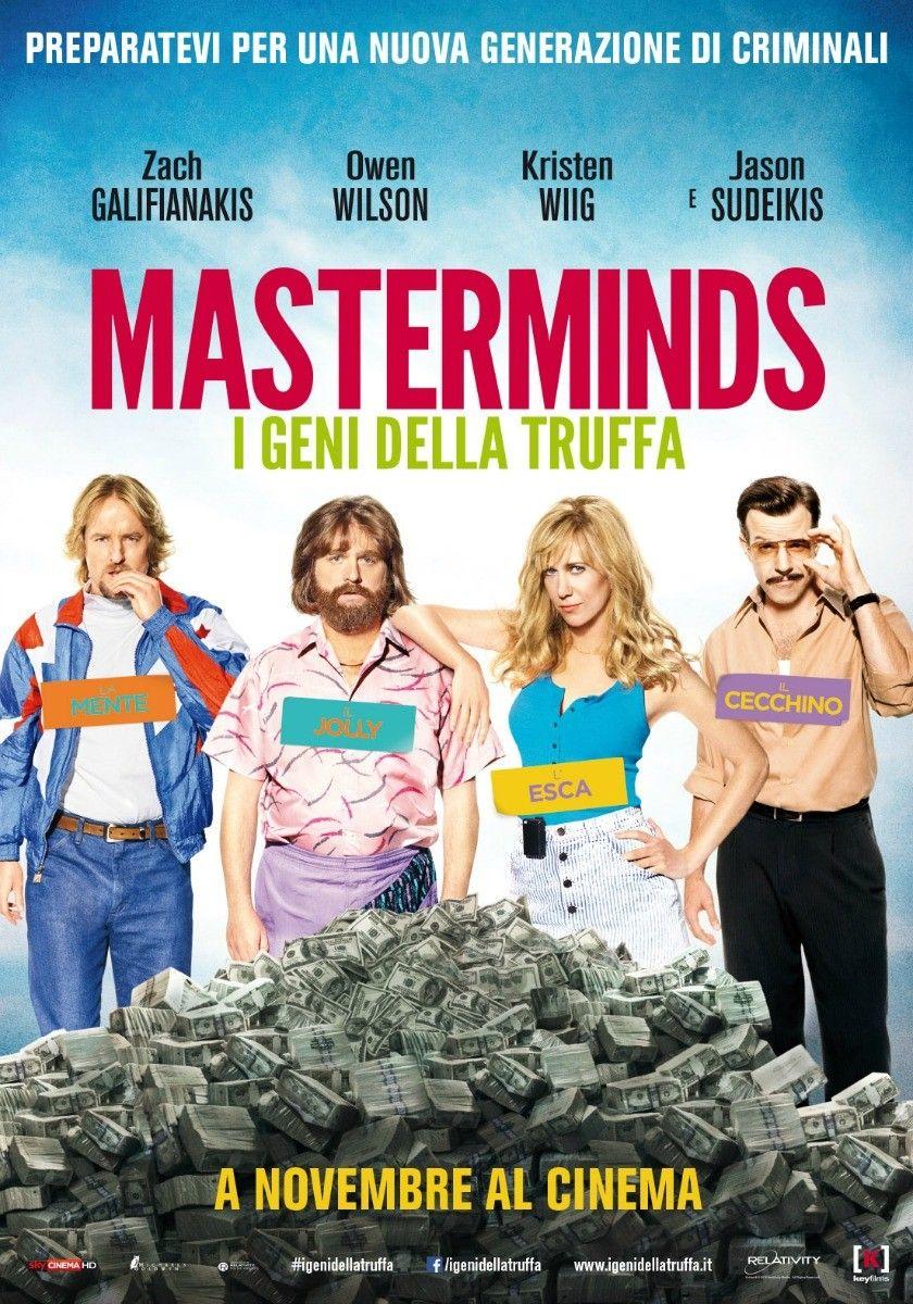 Mastermind I Geni Della Truffa Film Completamente In Italiano Mastermind I Geni Della Truffa Film Alta Definizione Mastermind I Geni De Cinema Owen Wilson Film