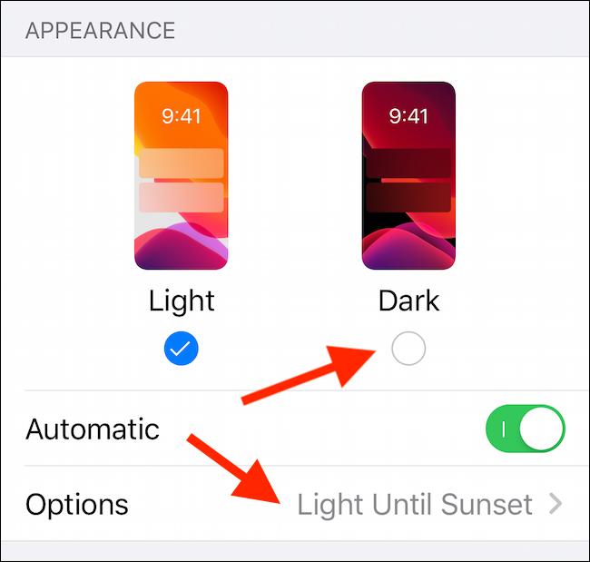 How to turn on Dark Mode in iPadOS, iOS 13 Dark, Light