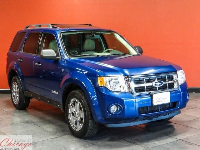 2008 Ford Escape Xlt With Images Ford Escape Xlt Ford Escape