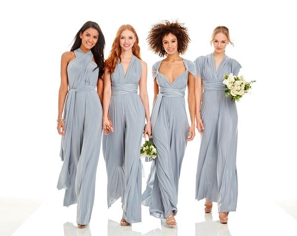 Would you dare to wear trousers on your wedding day?