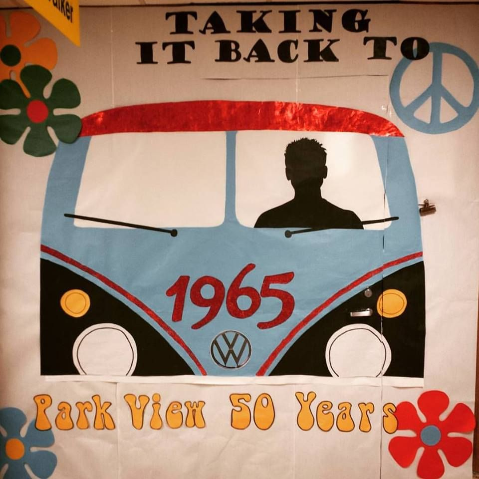 My Classroom Door Decorations For Schools 50th Anniversary