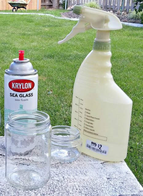 Krylon Sea Glass Spray Paint Review Frosted Glass Spray