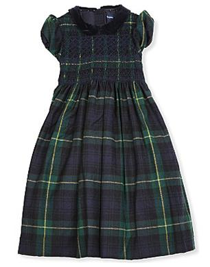 Ralph Lauren Tartan Dress