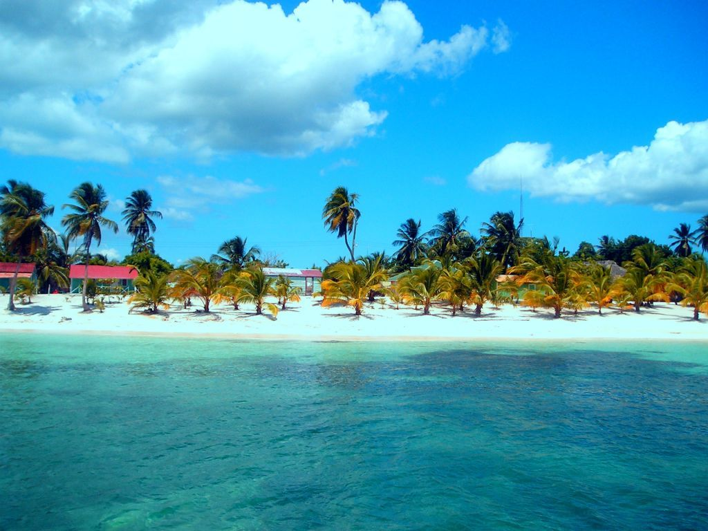Dominican Republic Beaches Bayahibe Beach La Romana Tavel Wallpapers