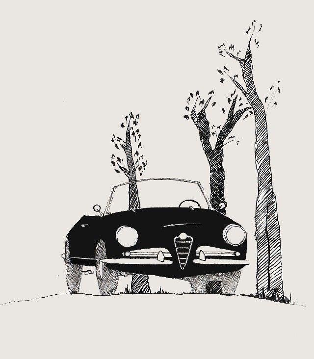 Car Art おしゃれまとめの人気アイデア Pinterest David Hussung アルファロメオ