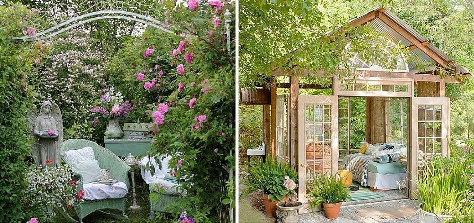 12 Outdoor Reading Nooks That Will Remind You of 'The ...
