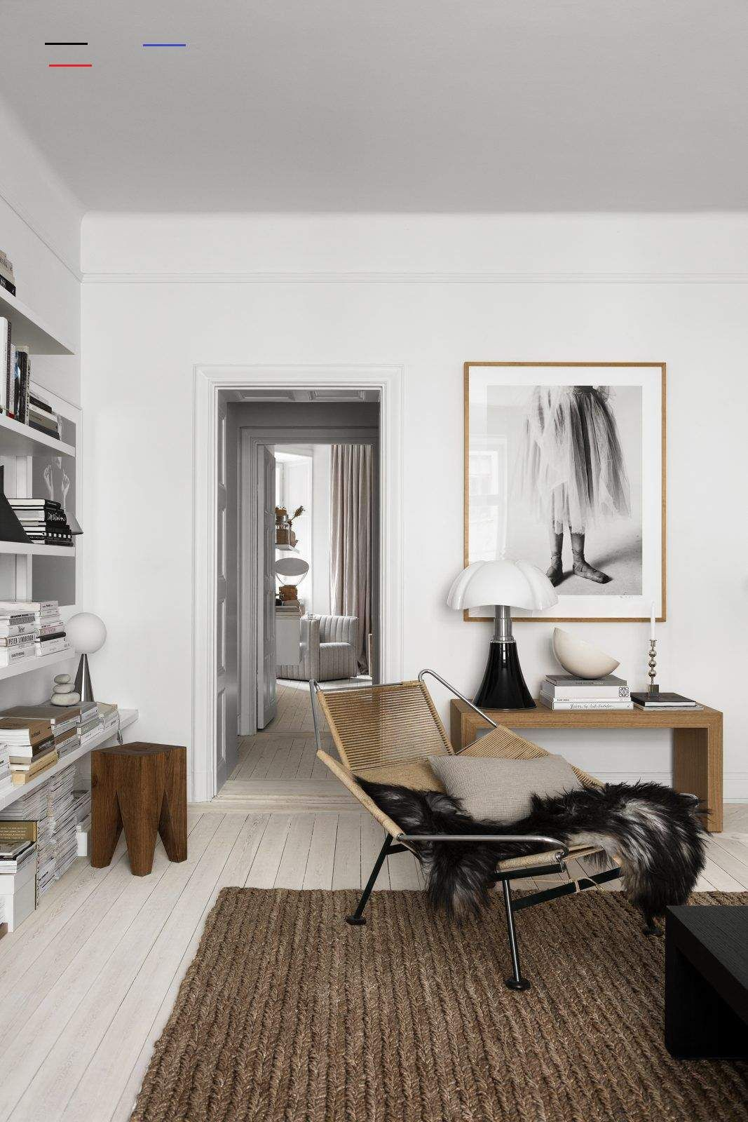 Tour The Elegant And Design Filled Stockholm Home Of Therese Sennerholt Nordic Design Inte In 2020 Interior Design Living Room Living Room Interior House Interior