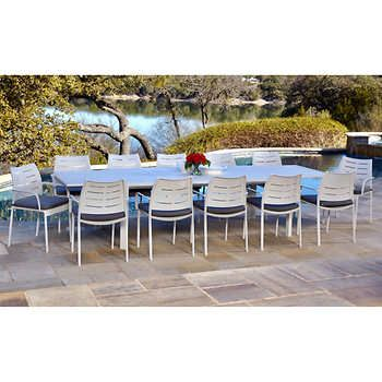 St. Kitts 13 Piece Dining Set