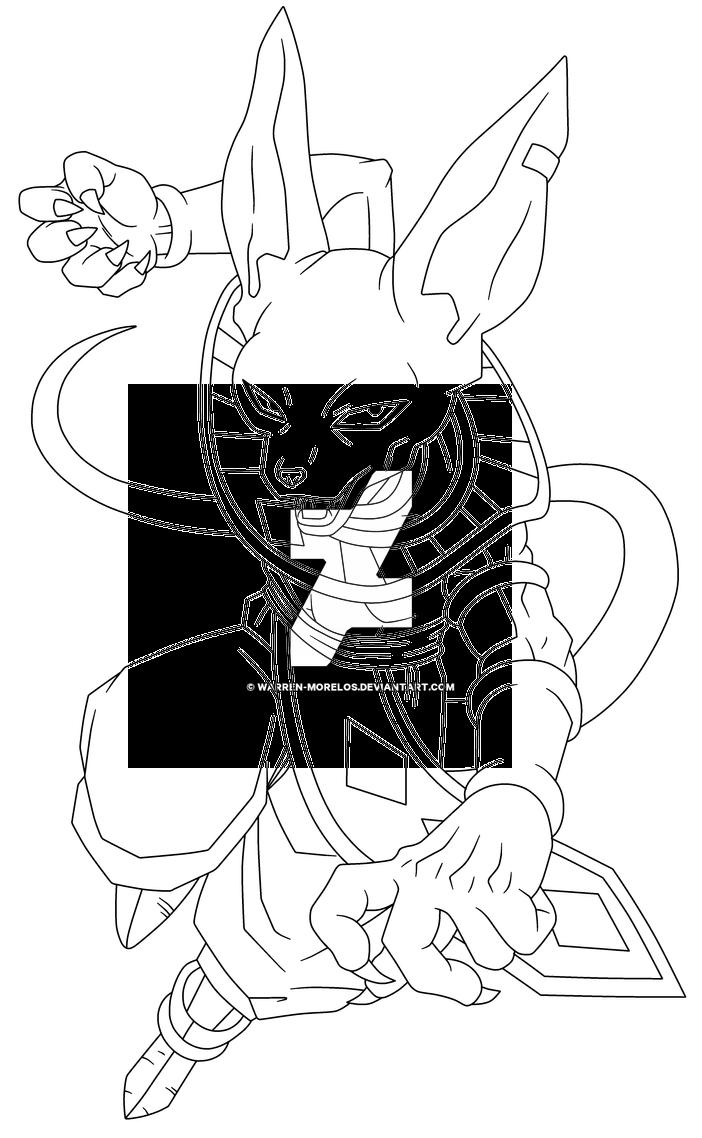 Bills By Warren Morelos On Deviantart Dragon Ball Super Artwork Dragon Ball Artwork Dragon Ball Art