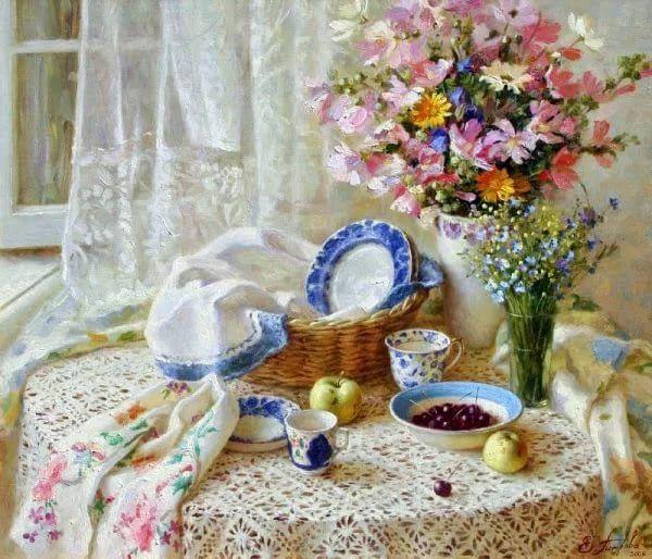 Как быть счастливой | Цветочные картины, Картины и Натюрморт