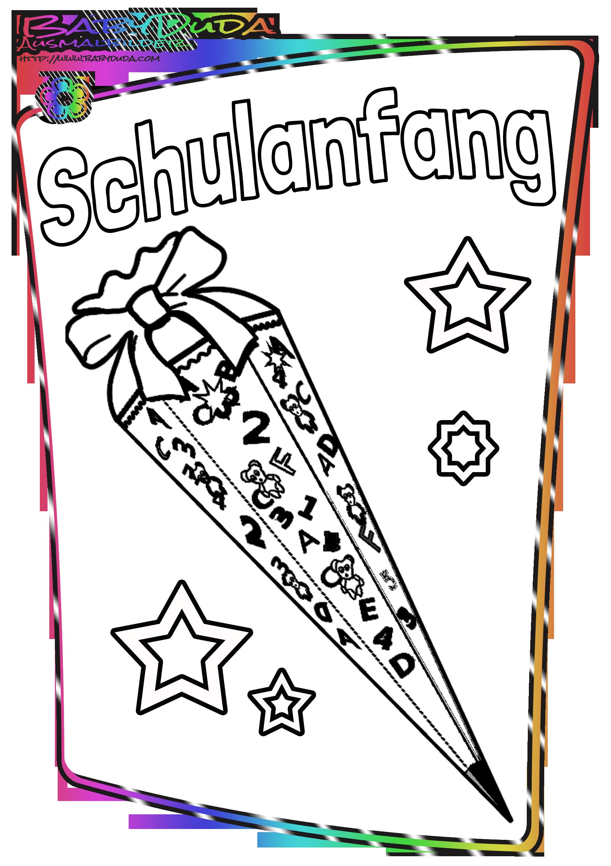 Schule-Ausmalbild-Schultuete.png (PNG-Grafik, 11 × 11 Pixel