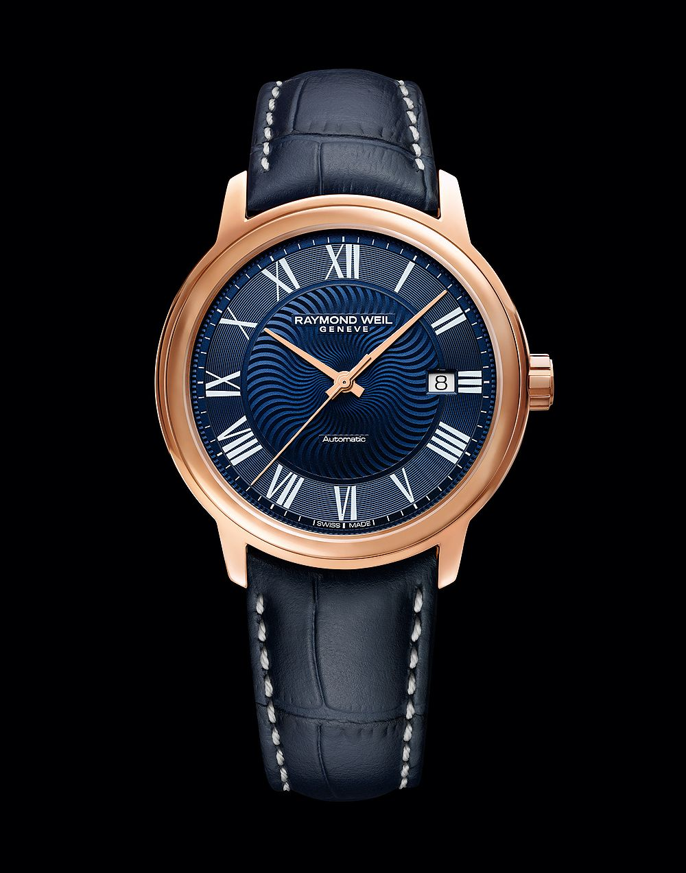72c3ed486 Ticking the Blues: Raymond Weil Maestro Blues Timepieces (Updated ...