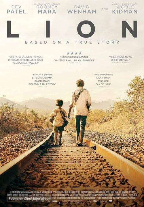 Las Mejores 30 Ideas De Lion 2016 Cine Peliculas Lion Pelicula