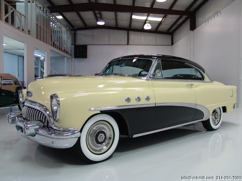 1953 Buick Special 2 Door Hardtop For Sale In St Louis Missouri American Classic Cars Buick Cars Buick