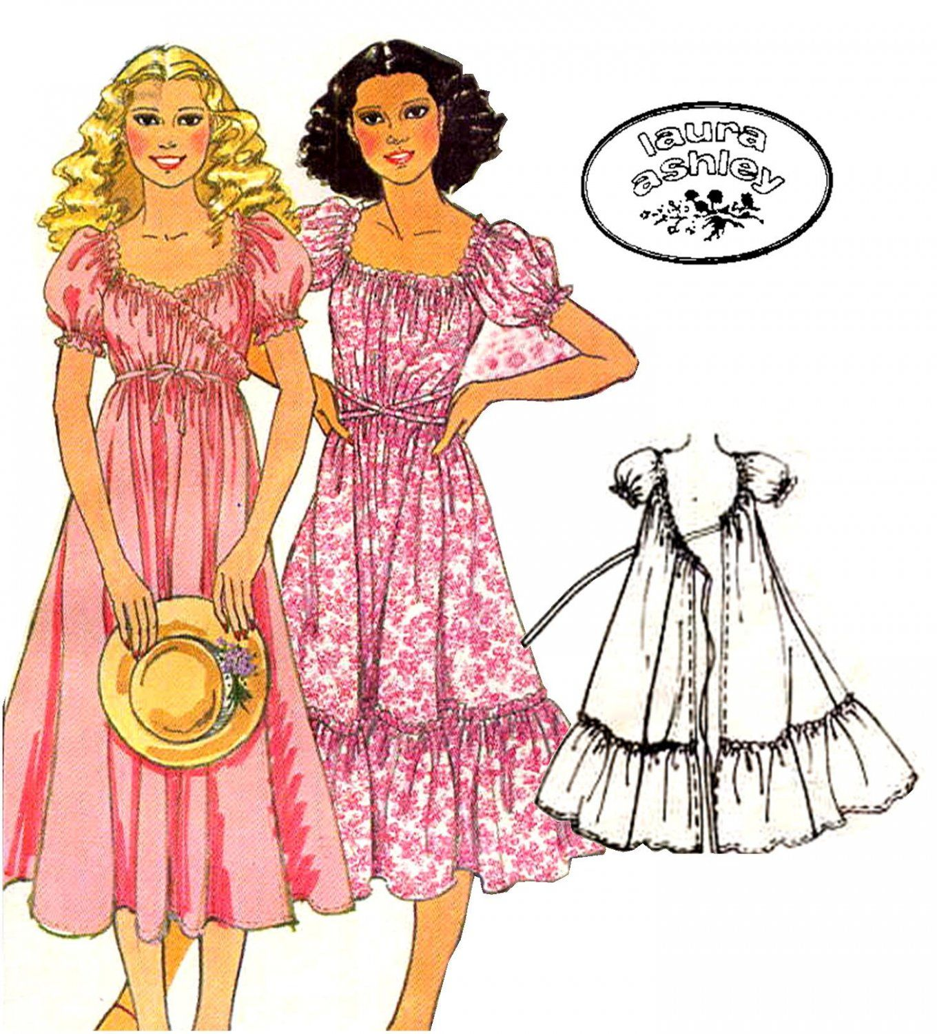 mccalls laura ashley patterns - 6121 | current Projects | Pinterest ...
