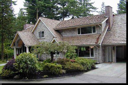 Cedar Shake Roof Maintenance Repair Cedar roof and Cedar shakes