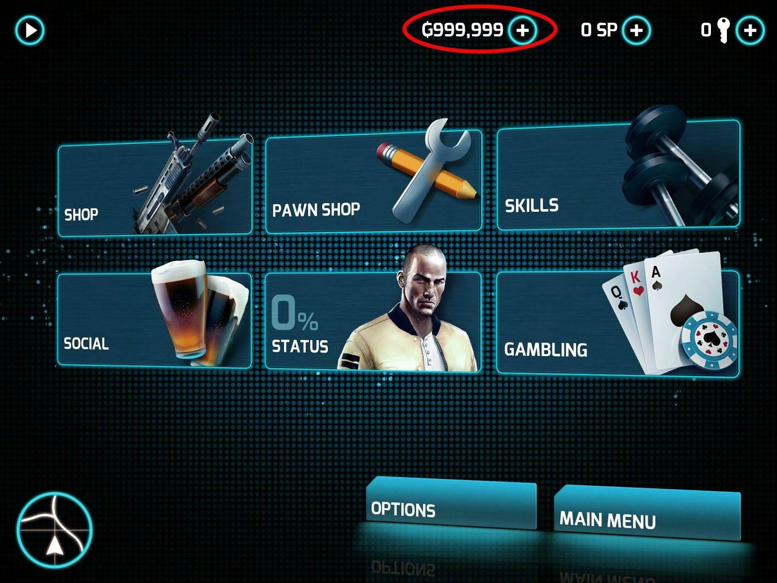 Pin on Gangstar Vegas MOD APK