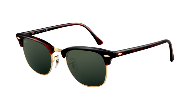 ray ban glasses for cheap  ray ban rb3016 clubmaster sunglasses mock tortoise arista frame