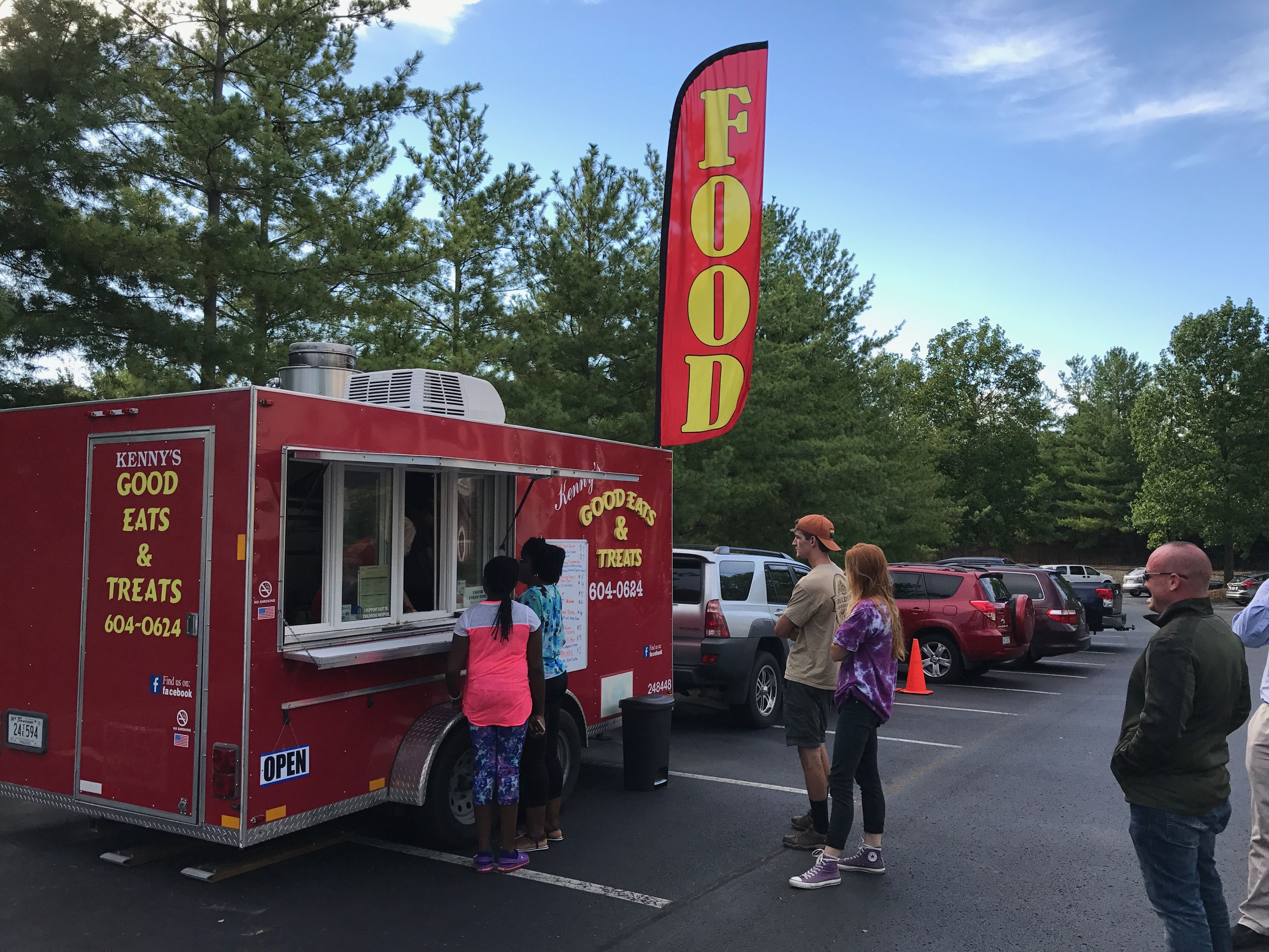 Every food truck you need to know about in knoxville