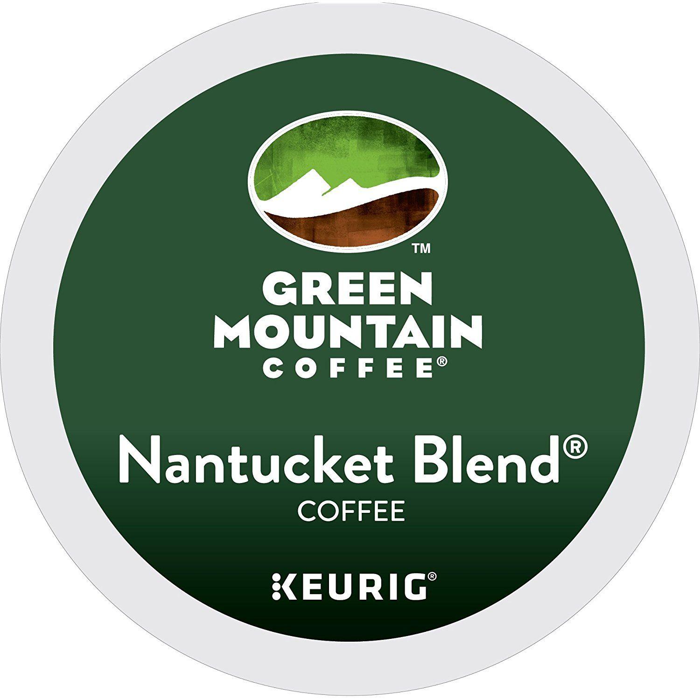Green Mountain Coffee Roasters Nantucket Blend Keurig