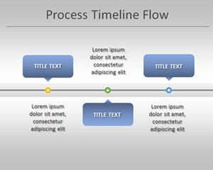 free simple process timeline chart template for powerpoint project intake process free simple process timeline chart template for powerpoint presentations timelines powerpoint