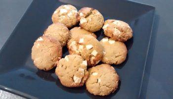 Cookies farine de pois chiches
