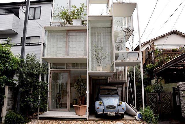 House NA #soufujimoto #tokyo #japan 📷: @stef_nogales