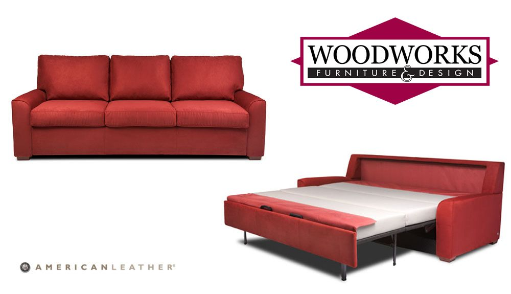 The Comfort Of Your Regular Bed And The Beauty Of A Stylish Sofa Come American Leather Sleeper Sofa American Leather Comfort Sleeper Sleeper Sofa Comfortable