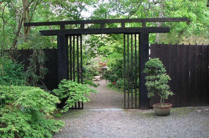 12 Fabulous Anese Garden Gate Design Entry Thinweasel