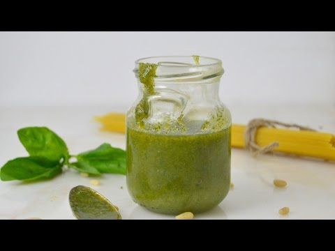 Cuuking! Recetas de cocina: Pesto genovese casero