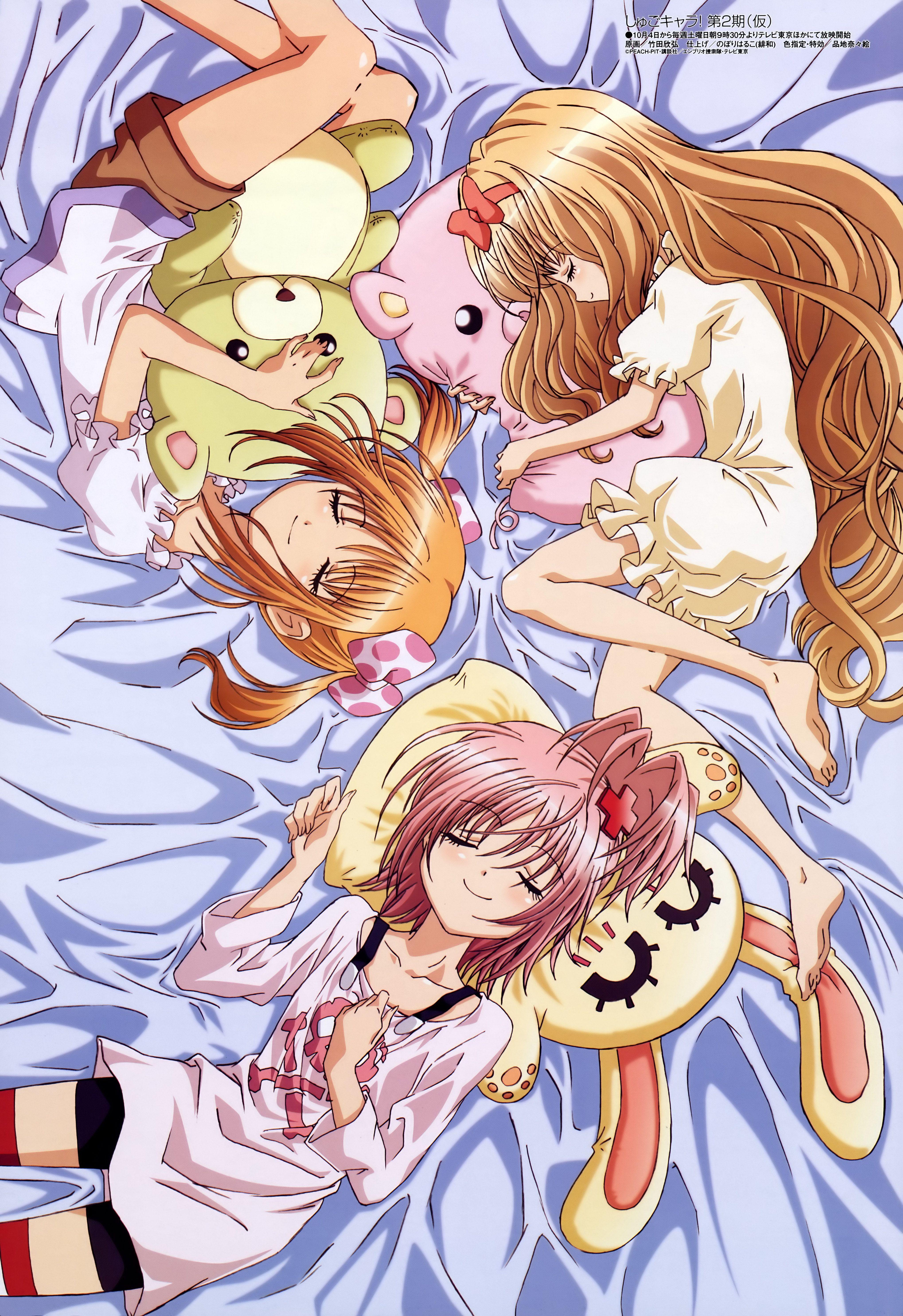 Anime like shugo chara yahoo dating
