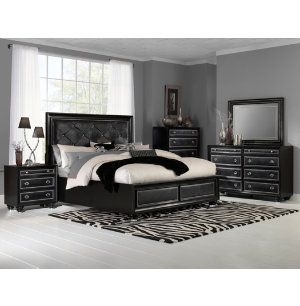 Onyx Collection | Master Bedroom | Bedrooms | Art Van Furniture ...