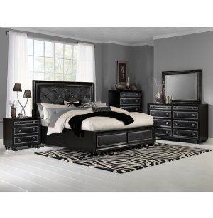 Onyx Collection Master Bedroom Bedrooms Art Van Furniture