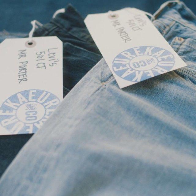 Ny denim kollektion @ Levi's #Fisketorvet #CopenhagenMall #Denim #Jeans #fashion