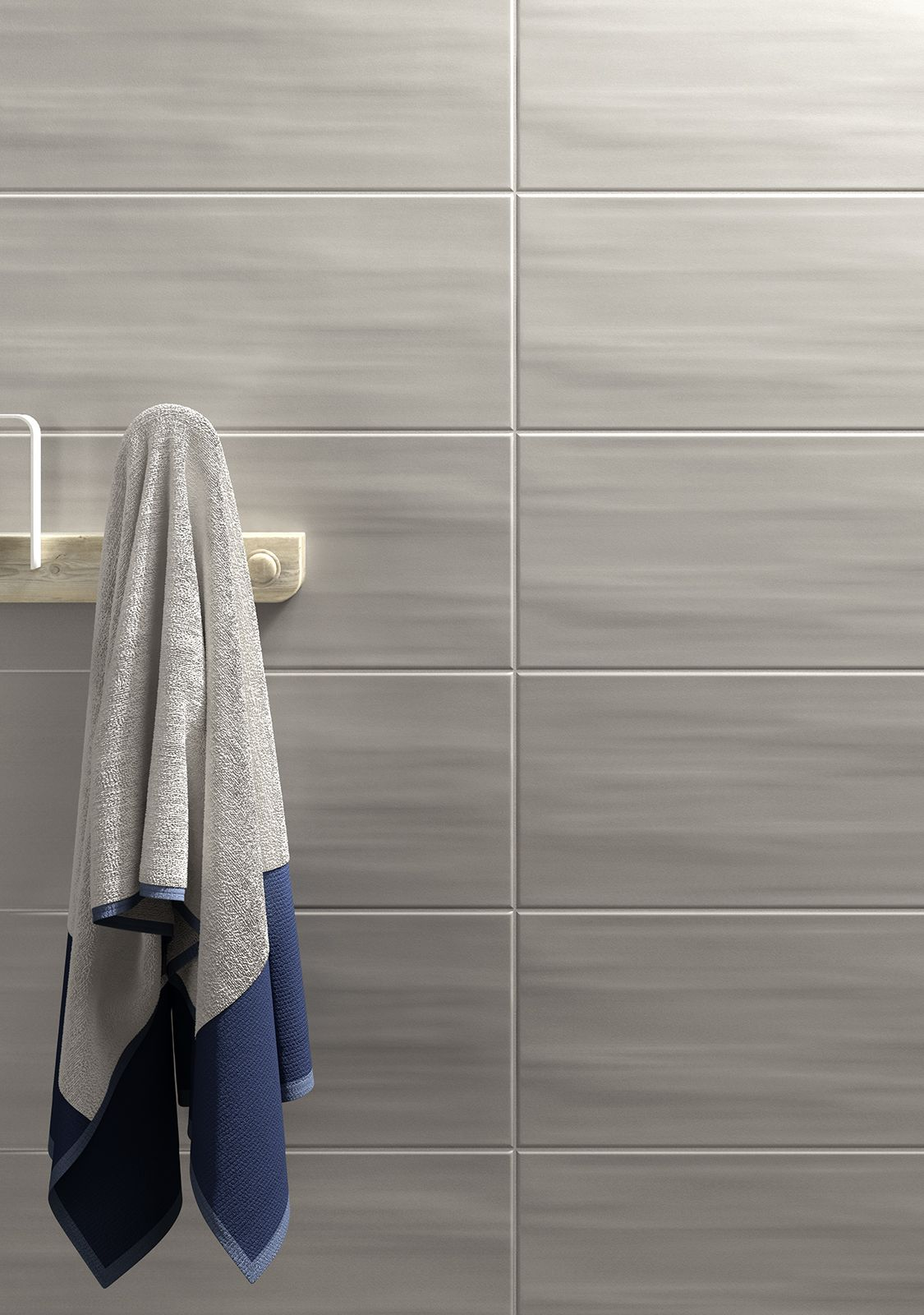 Marazzi paint grigio 20x50 cm mmtk porcelain stoneware one looking for new porcelain stoneware one colour effect wall tiles for your bathroom on youll find marazzi paint grigio cm mmtk at the best price dailygadgetfo Choice Image