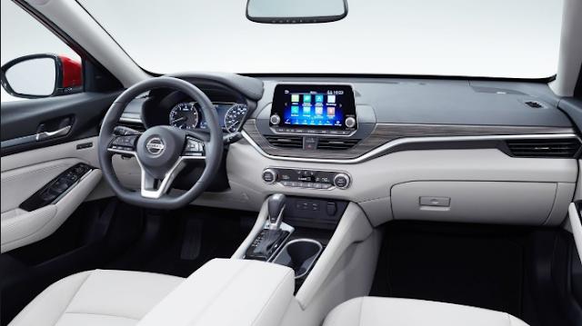 2019 Nissan Altima Better Concept, Features, Efficiency