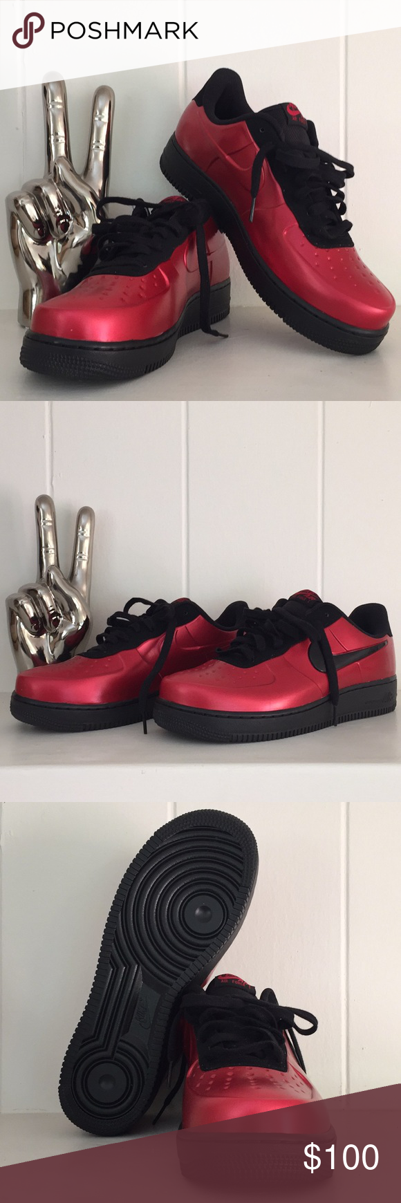 """47bb70b7fb5 Nike Air Force 1 Foamposite Pro Cup """"cough drop"""" Brand New without ..."""