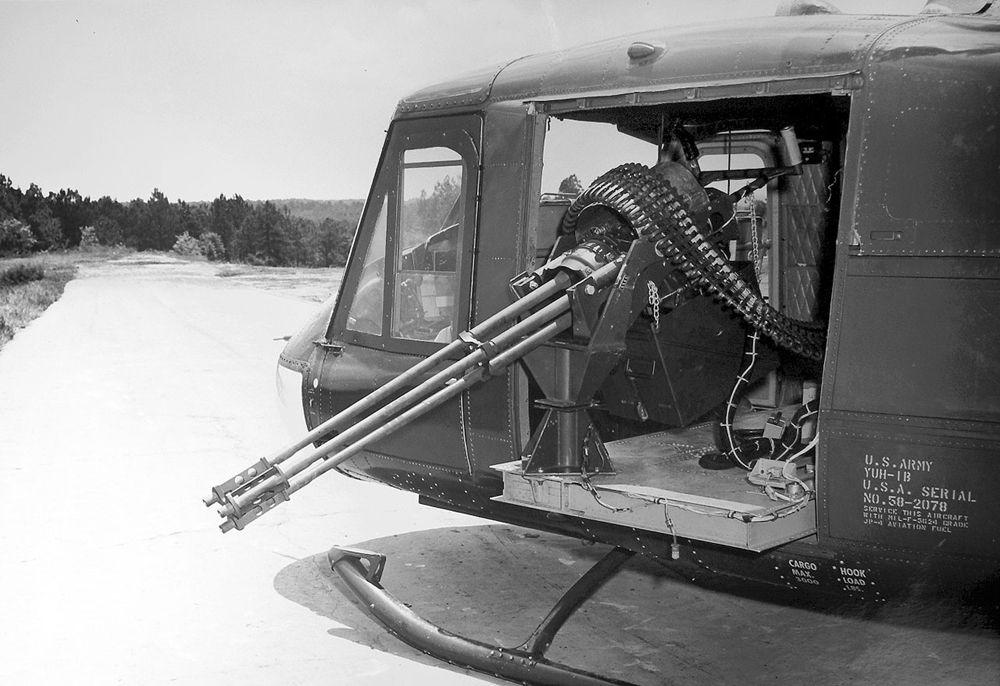 Resultado de imagen para M197 Gatling Gun