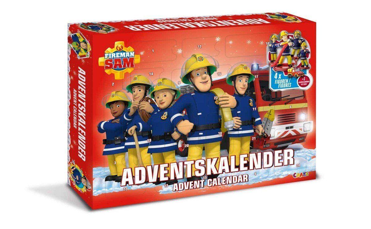 feuerwehrmann sam adventskalender 2018  adventkalender