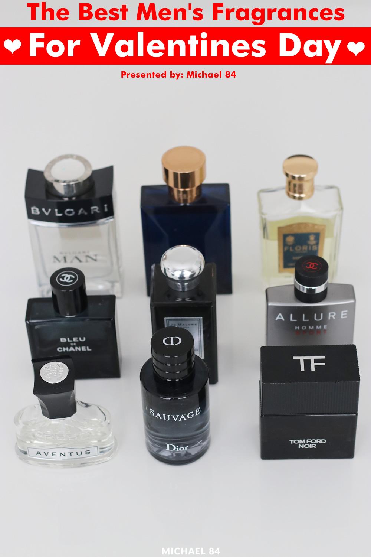 The Best Smelling Fragrances For Men On Valentines Day