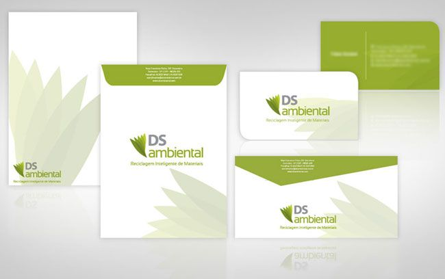 DS Ambiental - Papelaria