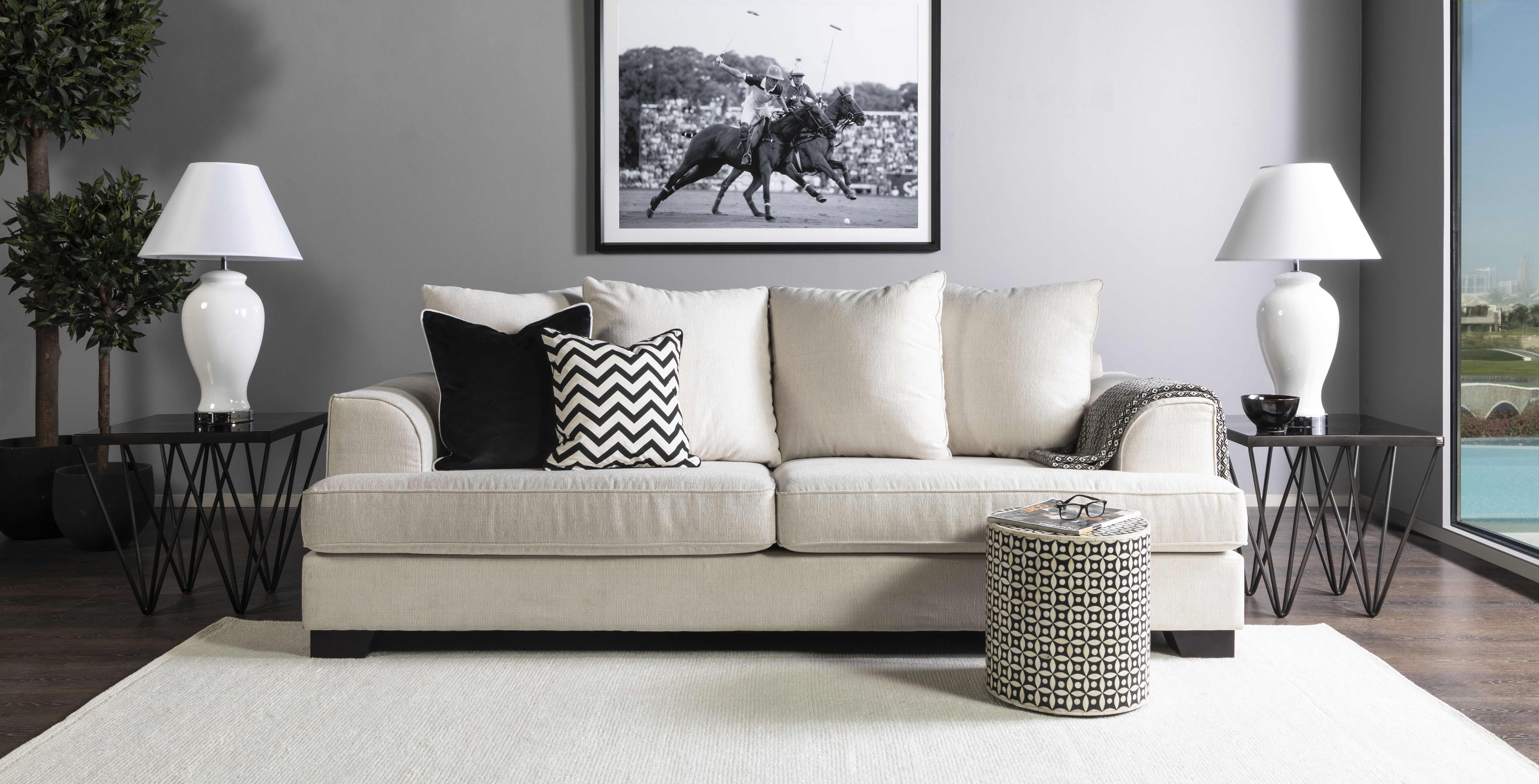 Iconic I Living Room Furniture Styles Black And White Furniture Trendy Home Decor
