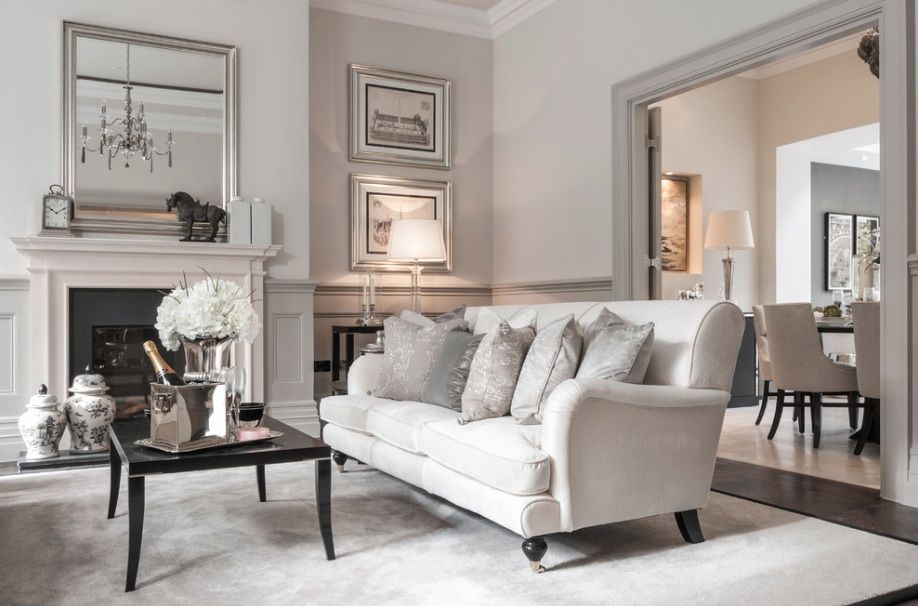 Why Neutral Colors Are Best Freshome Com Elegant Living Room Design Elegant Living Room Neutral Living Room