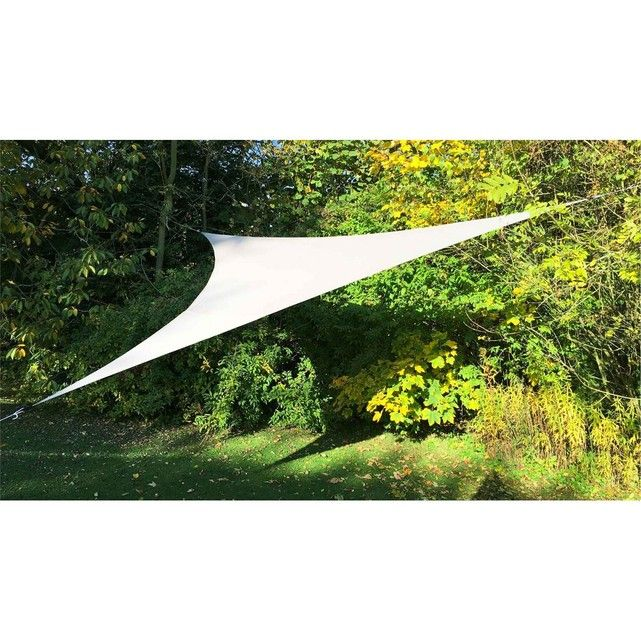 Voile D Ombrage Triangulaire Extensible 3 60 M Taille Taille