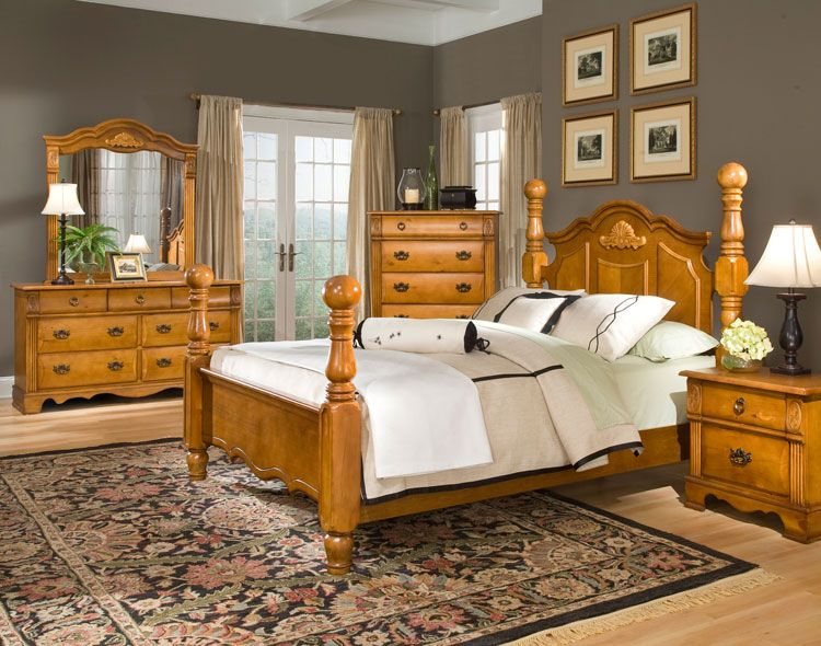bryant 7piece king bedroom collection at aarons  king
