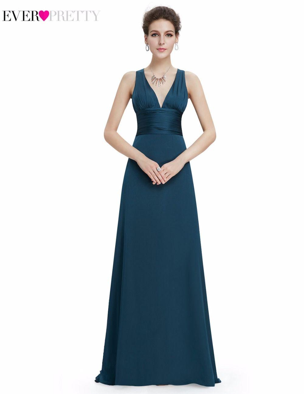 9e96a72f9f Clearance Sale] Sexy V Neck Evening Dresses HE09008 Ever Pretty ...