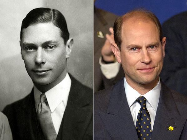 King George VI and Prince Edward, Earl of Wessex | Royal family ...